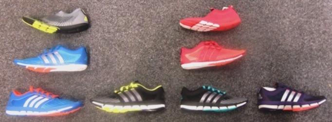 Adidas AdiPure Linie für HW 2012  (c) Laufschuhkauf.de