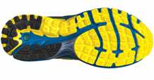Brooks Ghost 5 Men Sohle  (c) Brooks