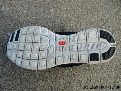 Nike+ fähiger Laufschuh