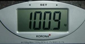 Gewicht schwerer Läufer (c) Laufschuhkauf.de