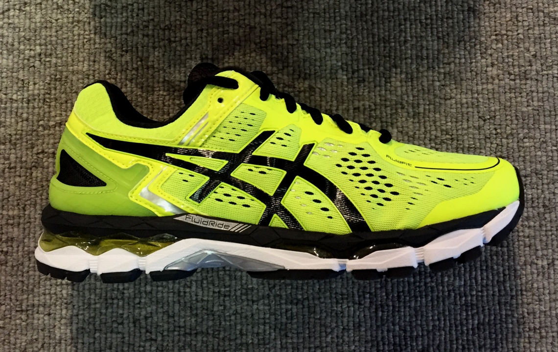 Asics Gel Kayano 21 Test