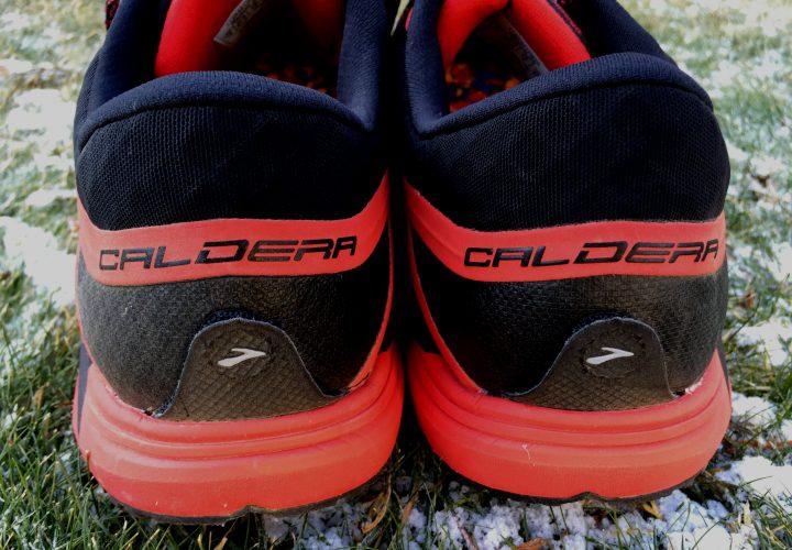 Laufschuhtest Brooks Caldera