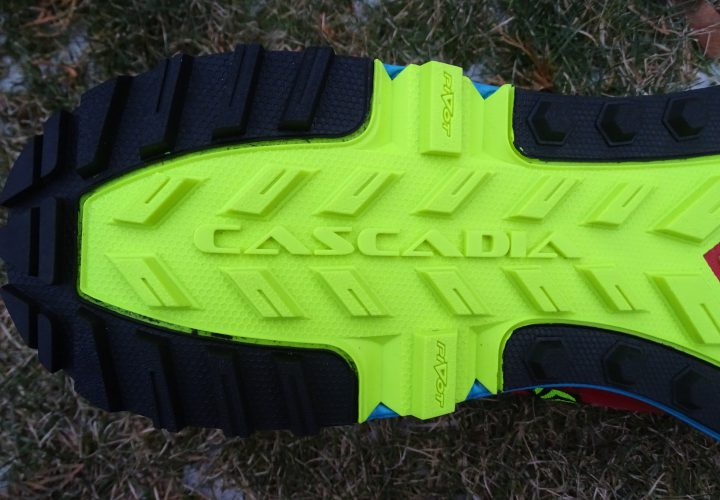 Laufschuhtest Brooks Cascadia 12