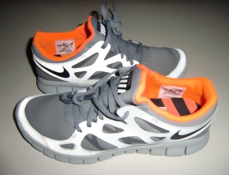 Nike Free Run+ 2 Shield  (c) Laufschuhkauf.de