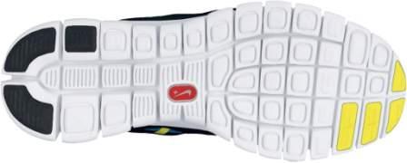 Nike Free Run+ 2 Men Sohle (c) Nike