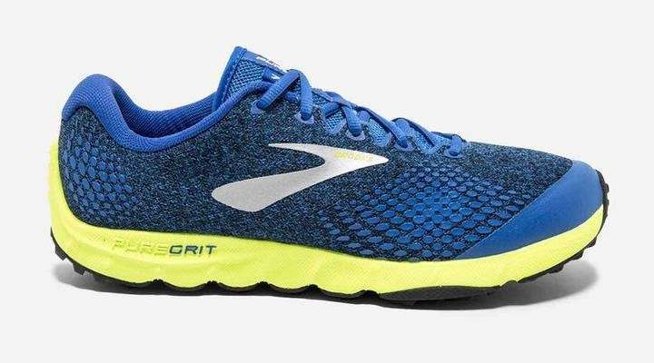 7ea7fc2607f Laufschuhtest Brooks Pure Grit 7 Trailschuhe HW 2018 - Review - Test