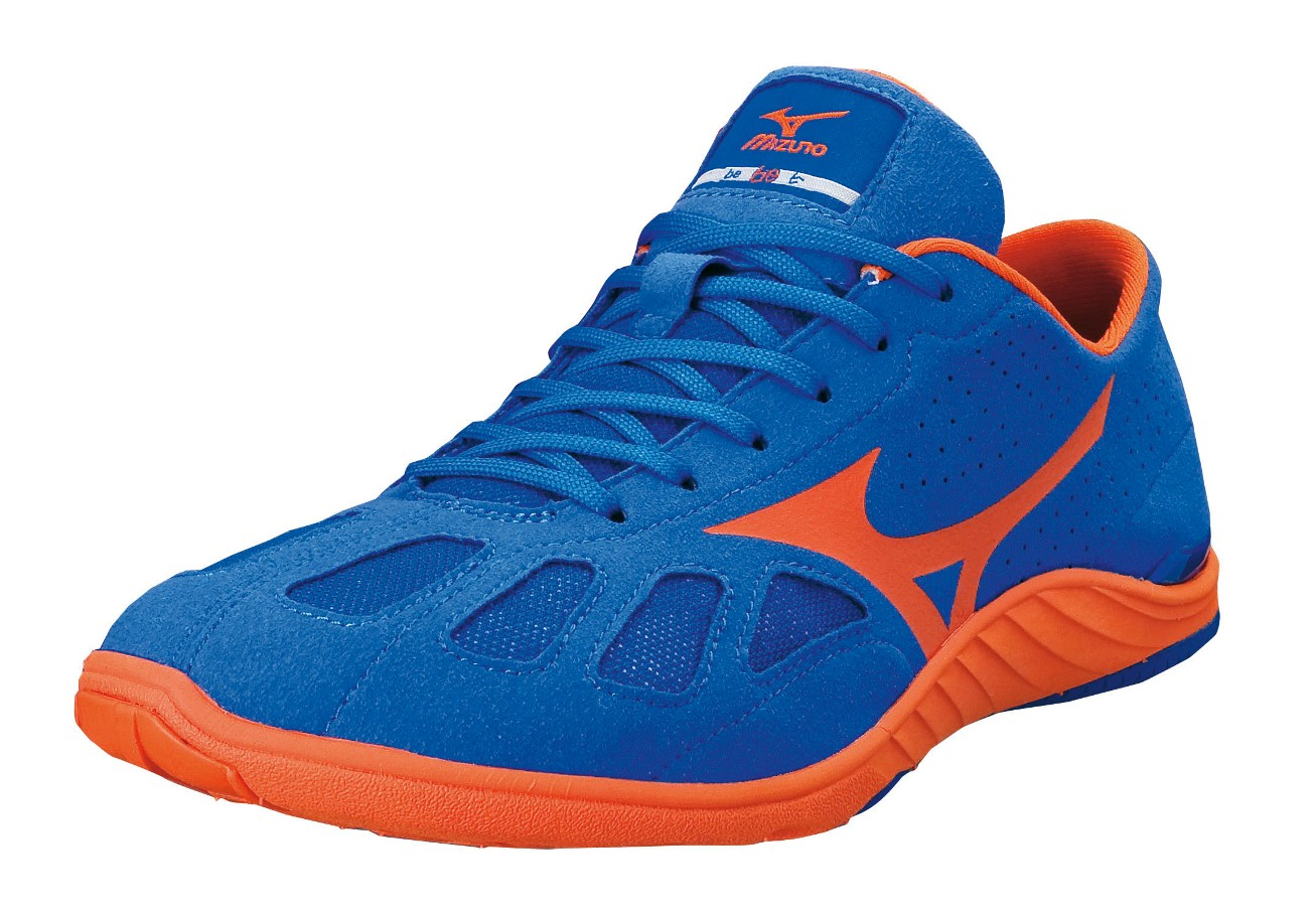 Mizuno Be Men blau / orange HW 2012
