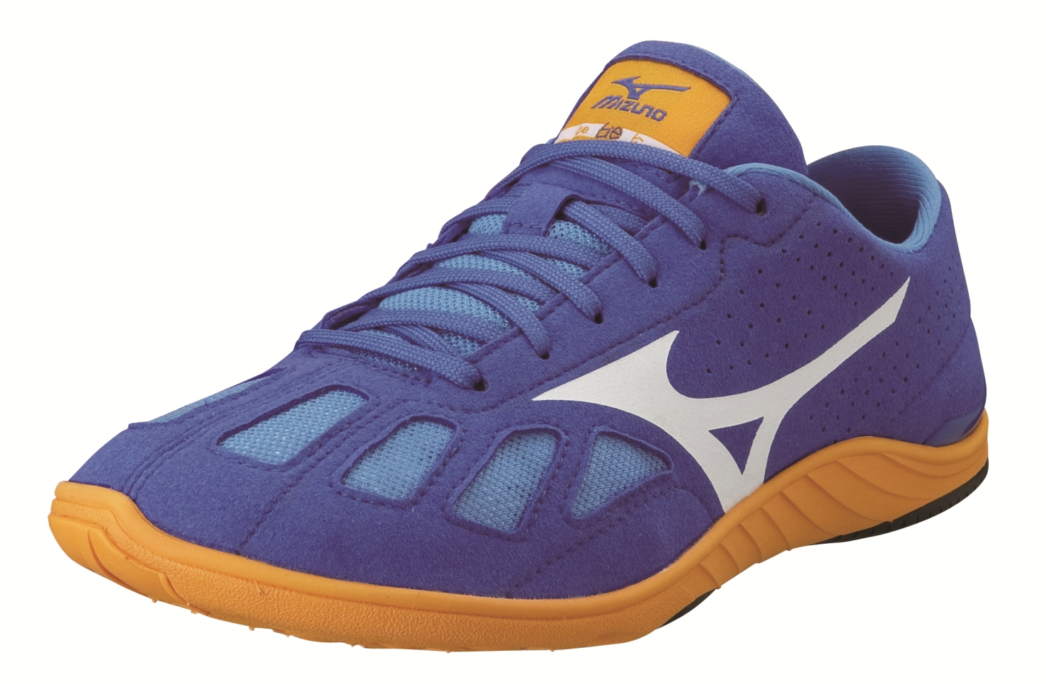 Mizuno Be Women blau / orange FS 2013