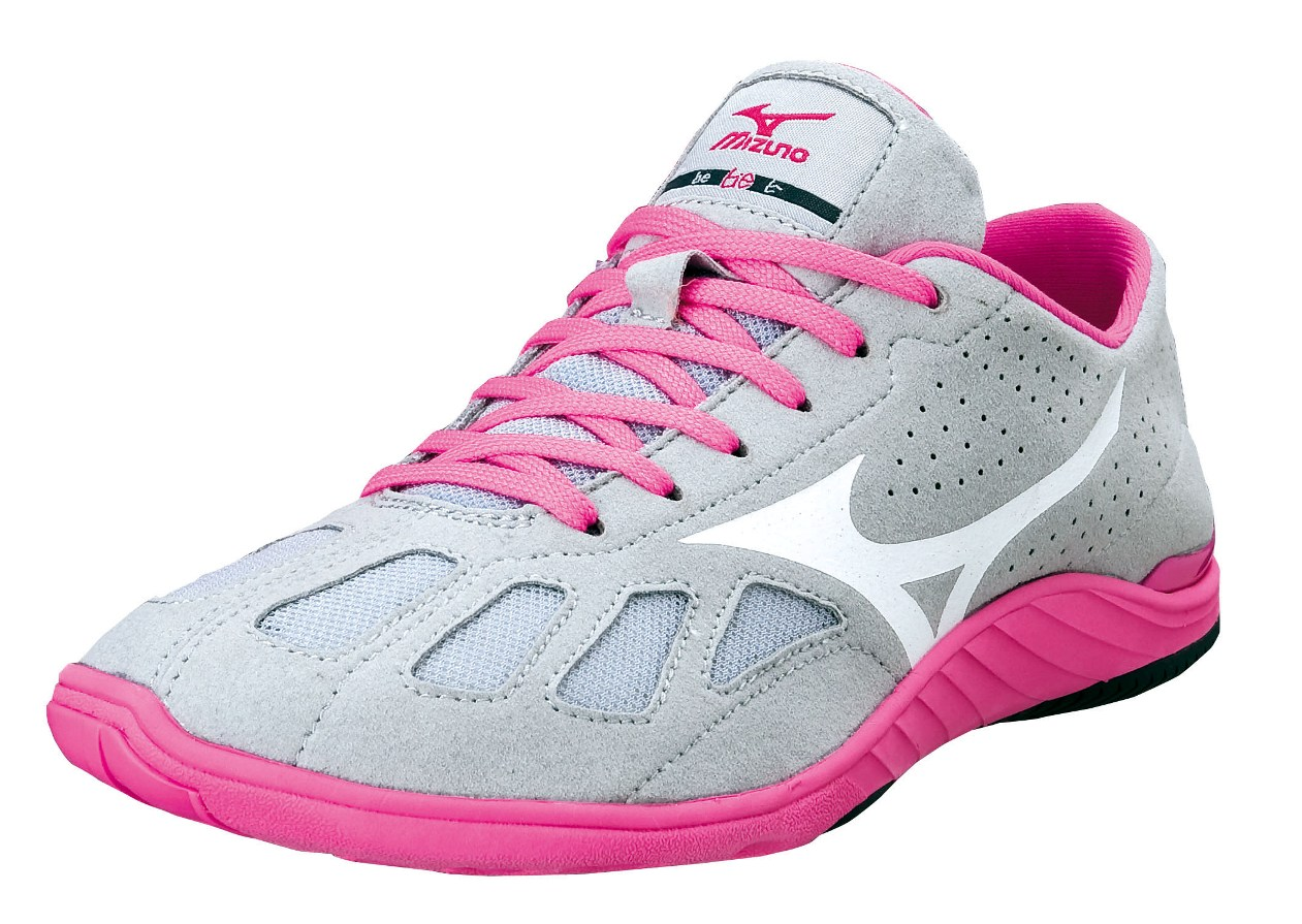 Mizuno Be Women grau / pink HW 2012