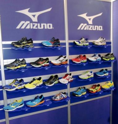 Mizuno Laufschuhkollektion HW 2013 Herren