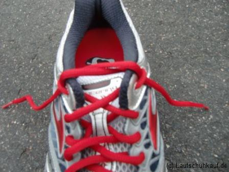 Marathonschnürung Schritt 5c