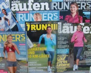 Artikel aus Fachzeitschriften (c) Laufschuhkauf.de