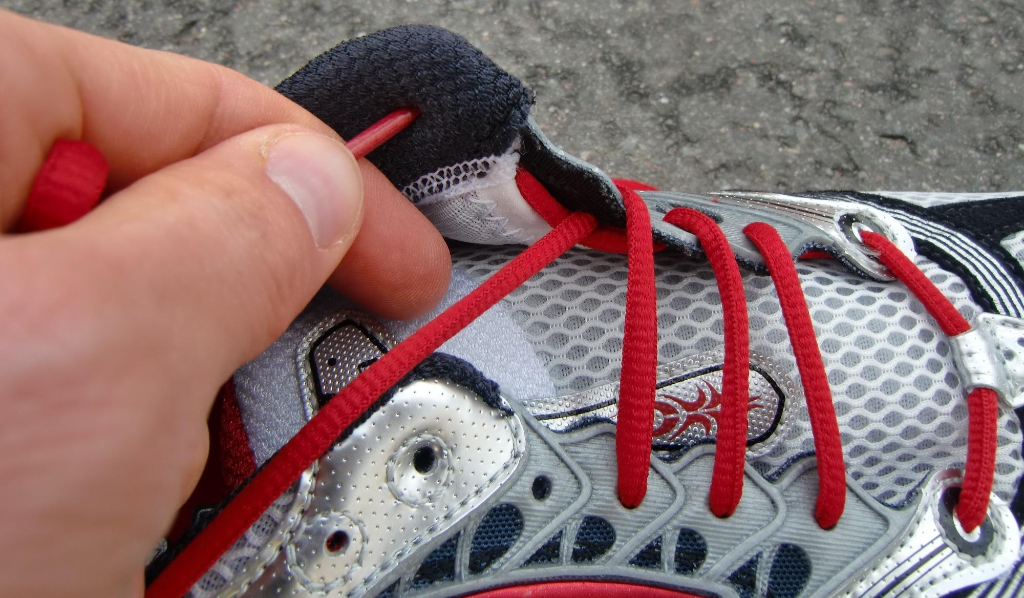 Ratgeber Laufschuh Schnürtechniken Laufschuhe richtig binden