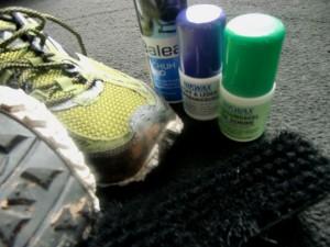 Pflege von Laufschuhen (c) Laufschuhkauf.de