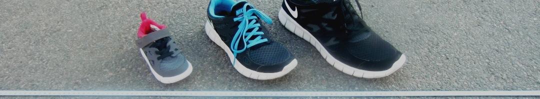 Laufschuhgroessenuebersicht