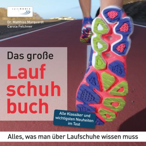 Cover Das grosse Laufschuhbuch (c) Spomedis