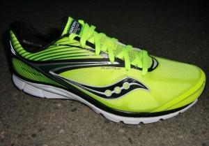 Saucony Kinvara 4 - Bekannter Natural Running Schuh  (c) Laufschuhkauf.de