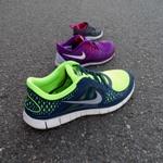 Nike Free verschiedene Größen (c) Laufschuhkauf.de