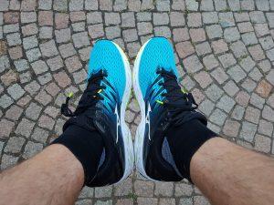 Laufschuhtest Mizuno Wave Shadow 2 (c) Laufschuhkauf.de