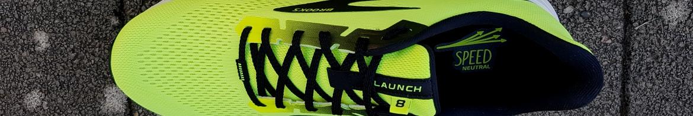 Laufschuhkauf.de Laufschuhtest Brooks Launch 8 (c) Laufschuhkauf.de
